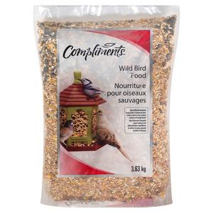 Compliments Wild Bird Food 3.63 kg