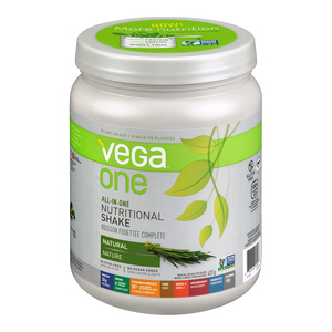 Vega One All In One Nutritional Shake Natural 431 g