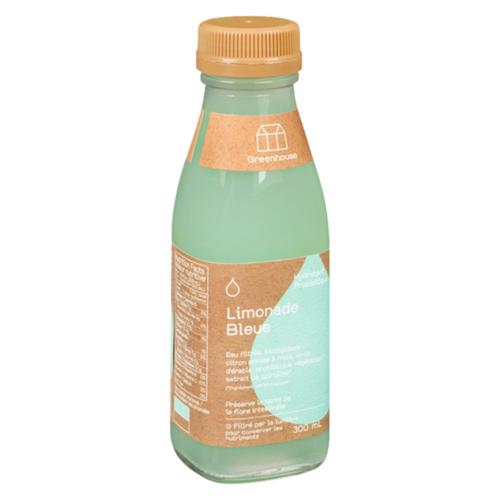 Greenhouse Probiotic Drink Blue Lemonade 300 ml