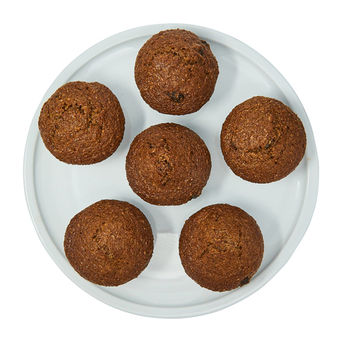 Compliments Muffins Raisin Bran 600 g