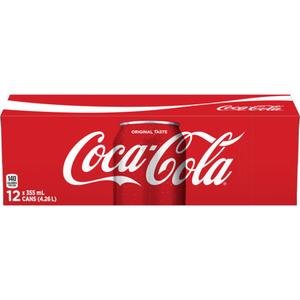 Coca-Cola Cans 12 x 355 mL