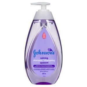 Johnson's Baby Calming Shampoo 600 ml
