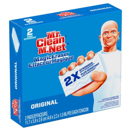Mr. Clean Magic Cleaner Eraser 2 Pack