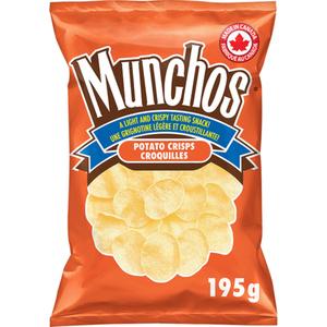 Munchos Potato Crisps 195 g