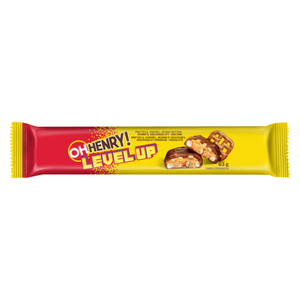 Oh Henry! Level Up King Size Chocolate Bar 63 g