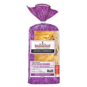 Stonemill Apple Raisin Cinnamon Bread 454 g
