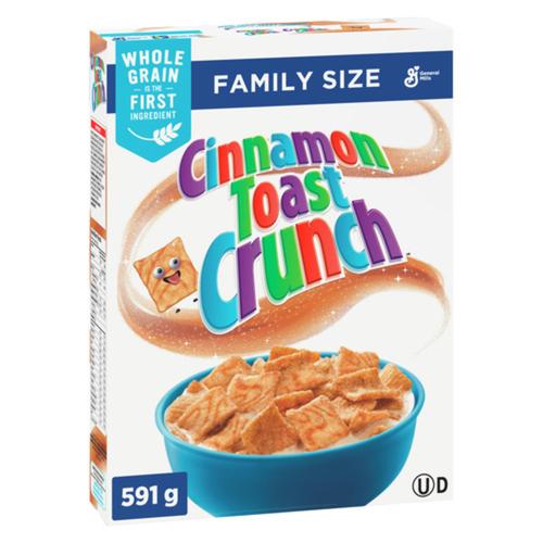 Cinnamon Toast Crunch Cereal 591 g