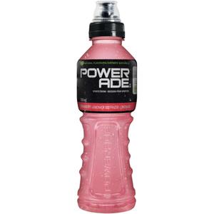 POWERADE Sports Drink Strawberry Lemonade 710 ml