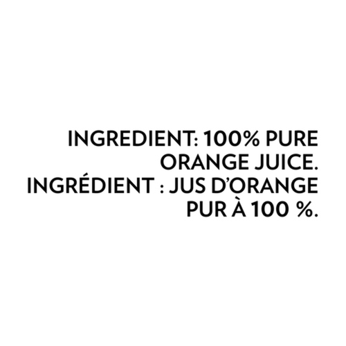 Tropicana Pure Premium No Pulp Orange Juice 2.63 L