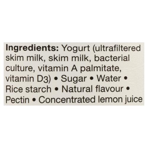 Compliments 0% Greek Yogurt Vanilla 650 g