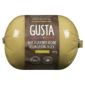 Gusta Vegan Original Grating Block 227 g