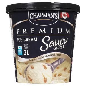 Chapman's Saucy Salty Caramel Ice Cream 2 L
