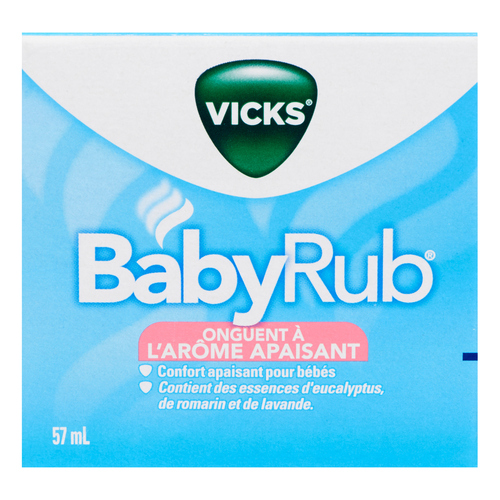Vicks Baby Vaporub 57 ml