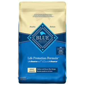 Blue Buffalo Adult Dry Dog Food Life Protection Formula Chicken and Brown Rice 4.5 kg
