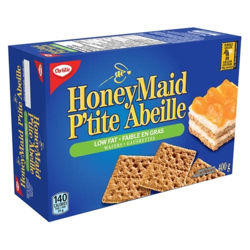 Christie Honey Maid Graham Wafers 400 g
