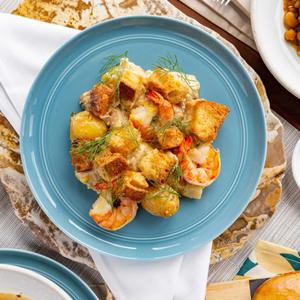 Oliver & Bonacini Luma's Maritime Seafood Pie 1.06 kg Serves 2-4