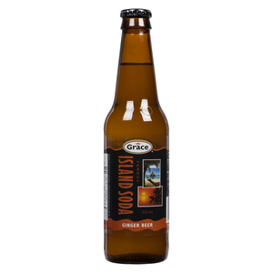 Grace Island Soda Ginger Beer 330 ml