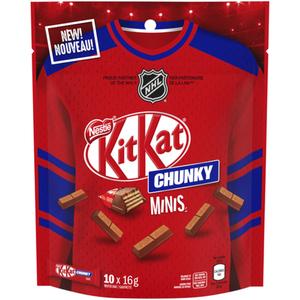 Nestlé Kit Kat Minis Chunky Chocolate Bars 160 g