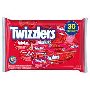 Hershey Twizzlers Strawberry & Cherry 30 Pieces 374 g