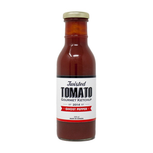Twisted Tomato Ketchup Ghost Pepper 355 ml