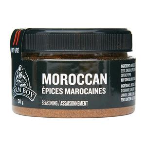 Farm Boy Moroccan Seasoning Very Spicy 50 g
