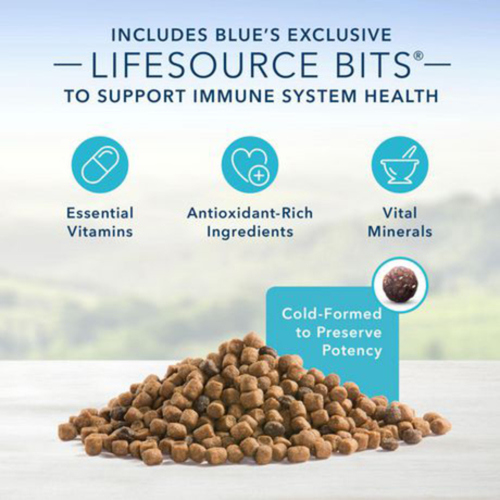 Blue Buffalo Dry Cat Food Mature For Cats 7+ Chicken & Brown Rice 2.2 kg