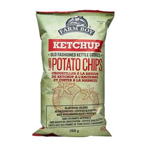 Farm Boy Potato Chips Ketchup 198 g