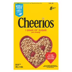 Cheerios Original Cereal 260 g