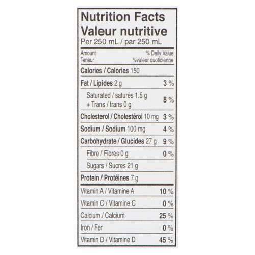 Organic Meadow Vanilla Kefir 1 L