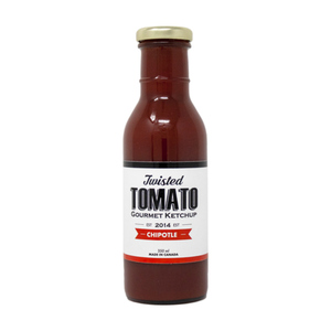 Twisted Tomato Ketchup Chipotle 355 ml