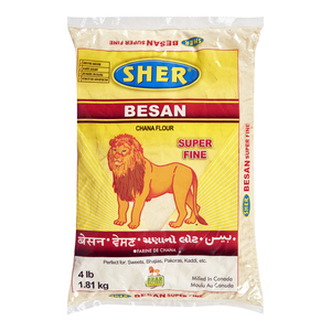 Sher Besan Flour 1.81 kg