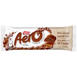Nestlé Chocolate Bar Aero Milk 42 g