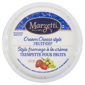 Marzetti Fruit Dip Cream Cheese Style 255 g