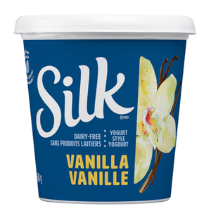 Silk Vanilla Almondmilk Yogurt Alternative 640 g