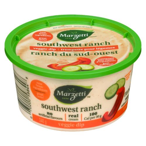 Marzetti Veggie Dip Southwestern Ranch 340 g
