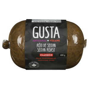 Gusta Vegan Classico Traditional Spices Seitan Roast 400 g