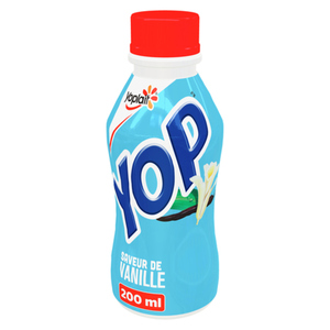 Yoplait Yop Drinkable Yogurt Vanilla 200 ml