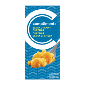 Compliments Extra Creamy Macaroni & Cheese 200 g