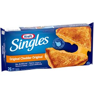Kraft Singles Original Thin Slices 410 g
