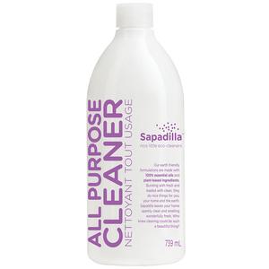 Sapadilla Sweet Lavender + Lime All Purpose Cleaner 750 ml