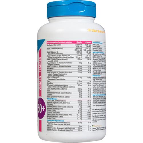Progressive Multi-Vitamins Women 50+ 120 EA