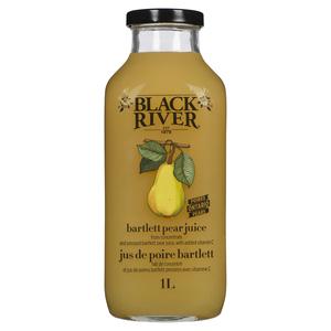 Black River Bartlett Pear Juice 1 L