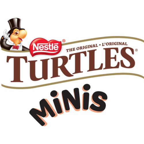 Nestlé Turtles Minis Classic Recipe 142 g