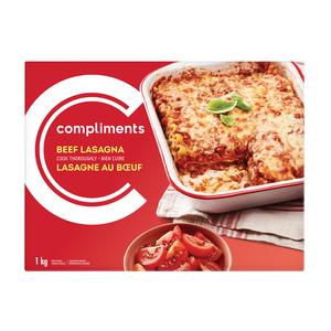 Compliments Meat Lasagna 1 kg