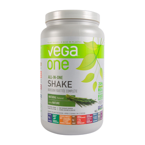 Vega One All-In-One Natural Nutritional Shake Powder 862 g