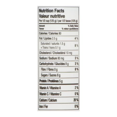 Astro Organic 2% Yogurt Plain 650 g