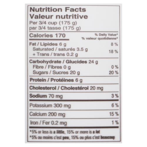 Astro Original 6% Yogurt Cherry 650 g