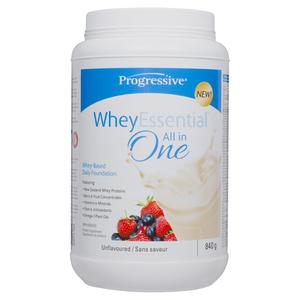 Progressive Whey Essential Unflavoured 840 g
