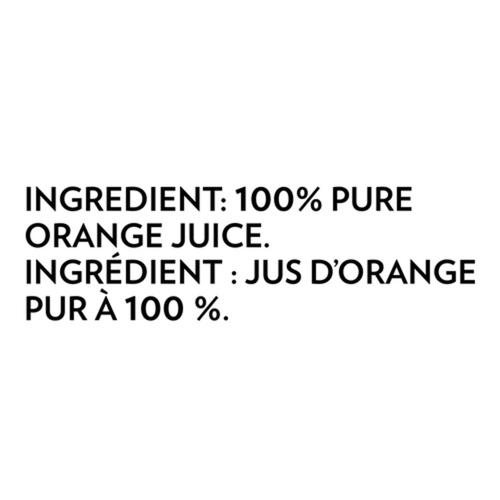 Tropicana Orange Juice No Pulp 1.54 L