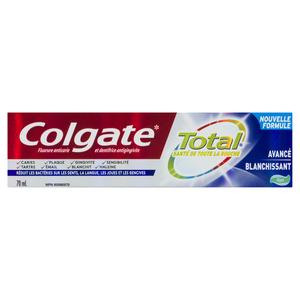 Colgate Total Advanced Whitening Toothpaste 70 ml